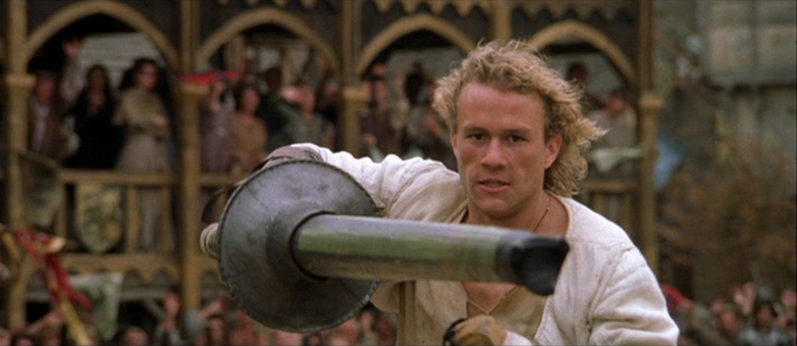 A Knight's Tale shows us what true love is   by Robert Heckert   Medium